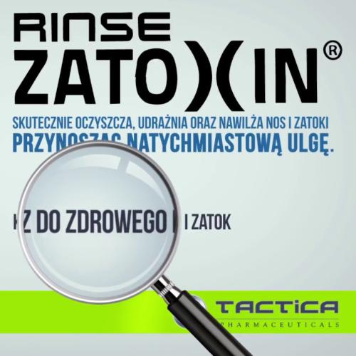 Zatoxin spot