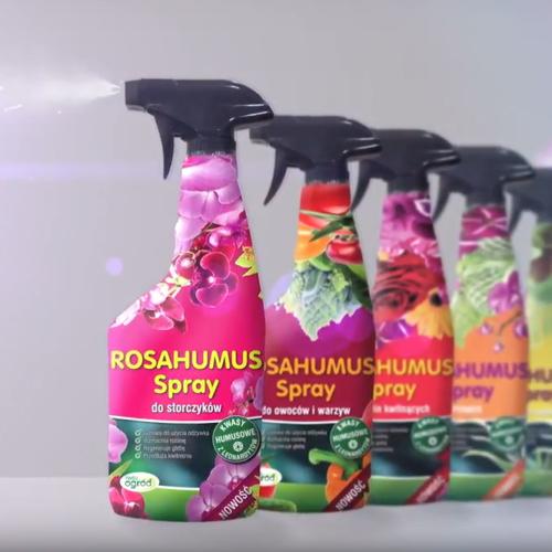 Rosahumus bilboard sponsorski